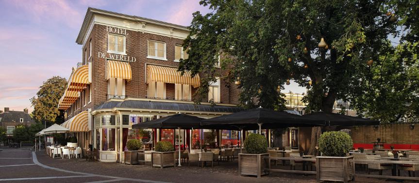 fodmap restaurant hotel de wereld lev